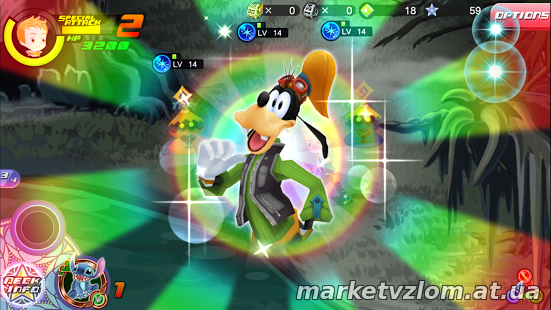 Kingdom Hearts Unchained χ v1.2.2 [Mod]