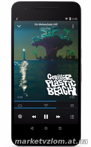 doubleTwist Music Player, Sync v2.7.0 build 20702 [Pro]