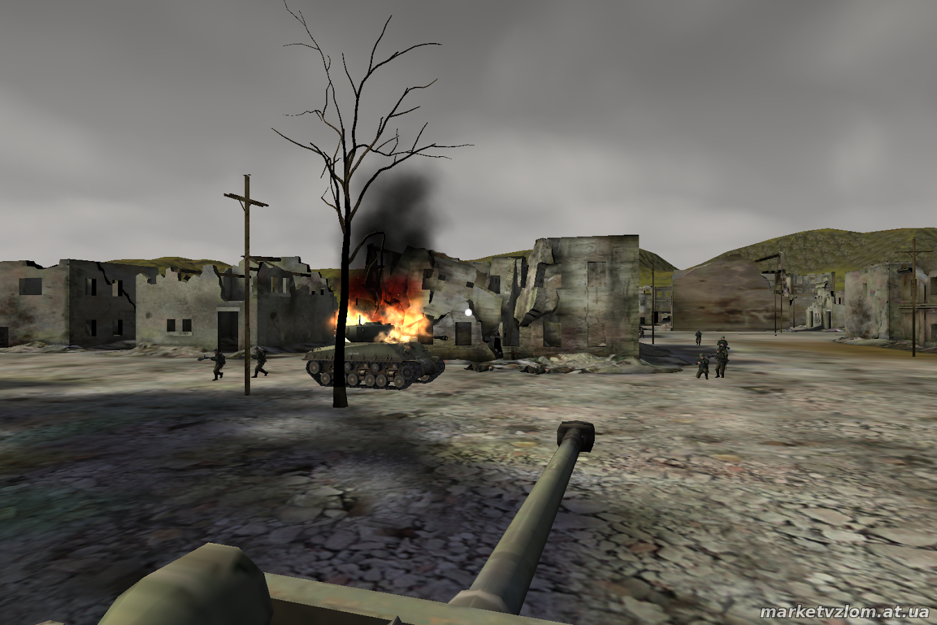 Скачать игру Tank Commander v на андроид бесплатно | www.poegosledam.ru
