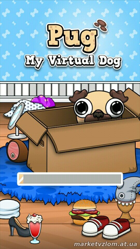 Pug - My Virtual Pet Dog v1.1 Mod Money